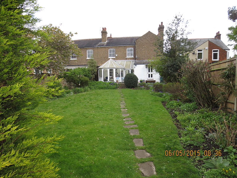 Existing Rear Cappell Lane, Stanstead Abbotts