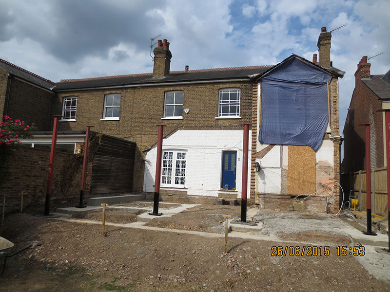Building Stage 1 Cappell Lane, Stanstead Abbotts