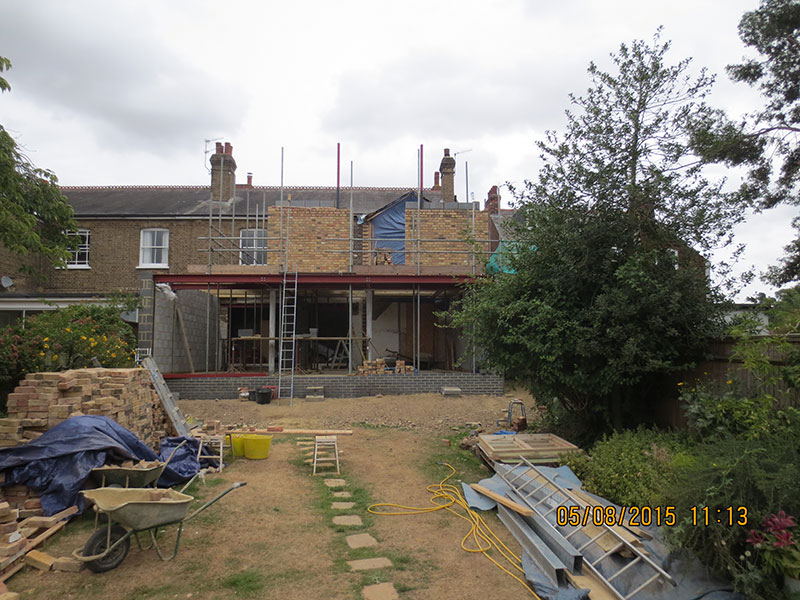 Building Stage 2 Cappell Lane, Stanstead Abbotts
