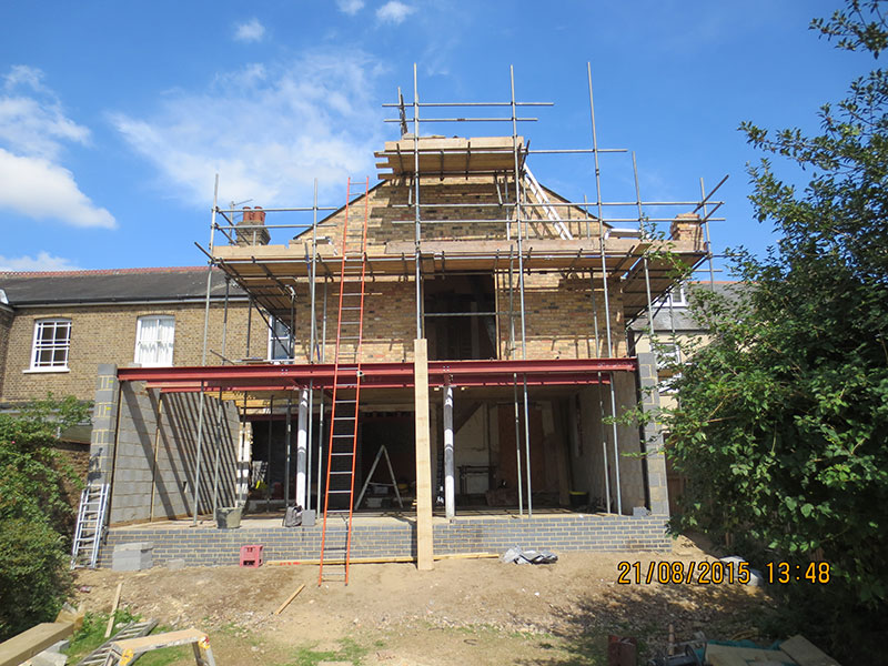 Building Stage 3 Cappell Lane, Stanstead Abbotts