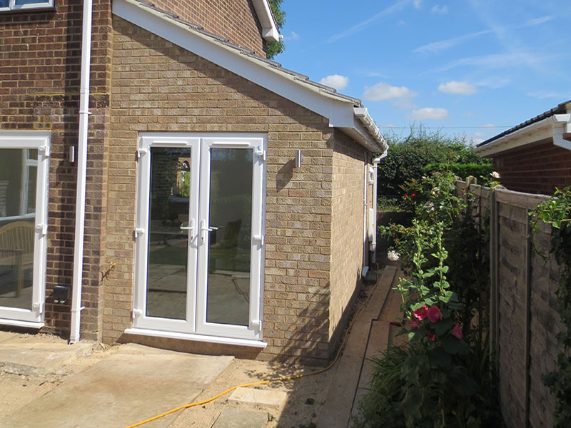 Tanners Way, Hunsdon | Side Extension