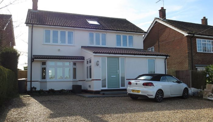 Friars Road, Braughing | Extension & Internal Remodelling