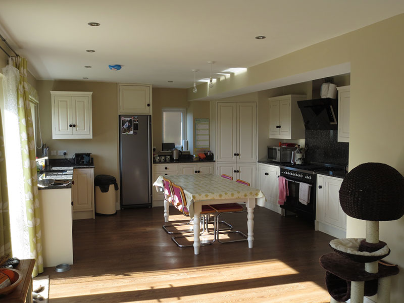 Kitchen After Work Completed 21 Friars Road