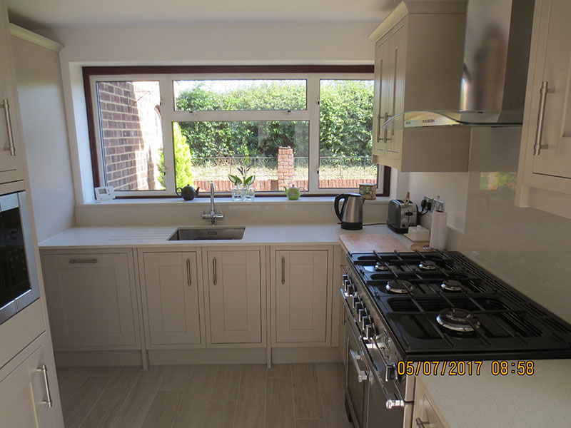 New Kitchen Tanners Way, Hunsden