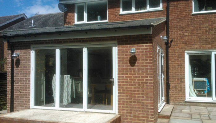 Fontmell Close, St Albans | Garage Conversion & Extension